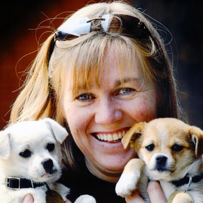 News and Media - Sue Conroy - The Lost Dogs' Home