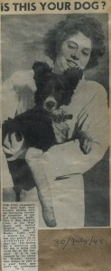 1948 - is this your dog